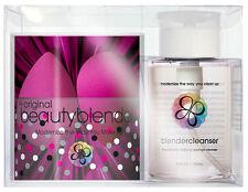 2 pcs Beautyblender sponge and blendercleanser trio kit