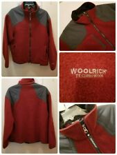 Vintage Woolrich John Rich and Bros Wool Jacket Approx Medium Hunting Coat USA
