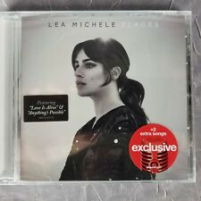 Lea Michele Places Music CD Target Exclusive w/ 2 Extra Songs NEW SEALED