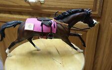 Breyer  horse custom race horse saddle set Pick colors Zenatta Ruffian Cigar