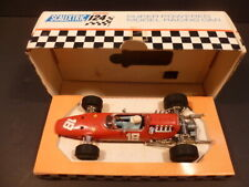 Scalextric 124 C501 Ferrari F1 in superb condition and boxed