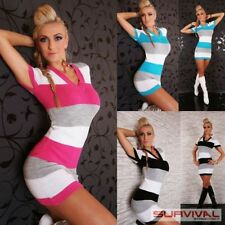 Unbranded Acrylic Striped Clothing for Women