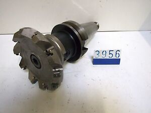 Walter Indexable milling cutter F4033.B125.Z10.06 on Indexa Seiki BT50(3956)