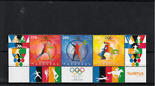 Armenia 2012 MNH London Olympics 3v Set Games Boxing Wresting Weight Lifting