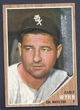 1962 Topps #385 Earl Wynn Chicago White Sox NM-MT