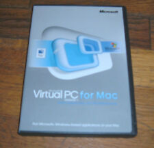 Microsoft Virtual PC for Mac version 7 with Windows XP Professional