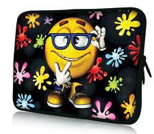 "Fashion 12"" Smile Laptop Bag Case Fr Acer Samsung Chromebook Google Chrome 11.6"""
