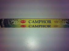 HEM INCENSE STICKS 20 PER BOX FOR CAMPHOR