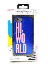Ashley Mary iPhone 7 Case - Hi World NEW