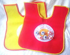 NEW TARGET DODGE BALL STICKY BALLS 2 VESTS CHASE GAME SET PADG 8828