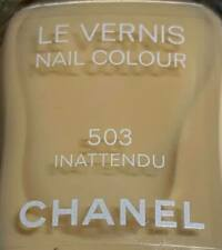 Chanel nail polish 503 inattendu limited edition 2010 Spring
