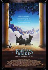 THE PRINCESS BRIDE * CineMasterpieces ORIGINAL ROLLED NM-M 1SH MOVIE POSTER 1987