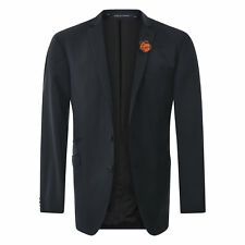 TIGER OF SWEDEN Men's Blazer Nedvin Jacket Size 54 Black Wool Buttons Authentic