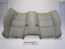 8891Z8 BACK SEATS REAR LEATHER BEIGE PEUGEOT 307 CC 2.0 100KW D 6M