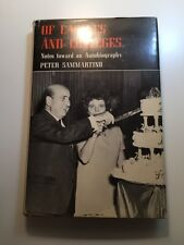 OF CASTLES AND COLLEGES By Peter Sammartino - 1972 - Autobiography - Signed