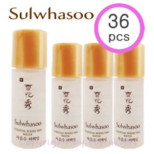 36pcs x Sulwhasoo Essential Perfecting Water,Toner Balancer Skin Moisutre Amore