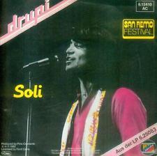 """7"""" Drupi/soliteint (D) San Remo"""