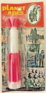 Apjac Spacescope Planet of the Apes Vintage 1974 POTA-toy NEW Sealed -pink