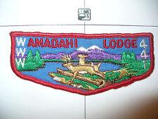 OA Amadahi Lodge 441,F-3a,1960s TAN Deer Flap,LB,57,67,130,242,275,497,540,MD,PA