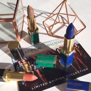 L'Oreal Paris Color Riche Lipstick Balmain Brand New