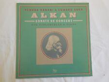 ALKAN: Sonate de Concert -Violoncello & Piano - Yehuda Hanani & Edward Auer