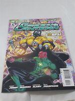 DC Comics Green Lantern On the Run from the Sinestro Corpsi Jan 2012