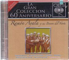 CD - Ramon Ayala Y sus Bravos Del Norte NEW LA Gran Coleccion - FAST SHIPPING !