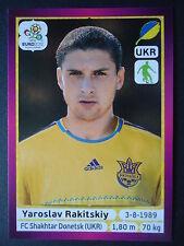 Panini 407 Yaroslav Rakitskiy Ukrajina EURO 2012 Poland - Ukraine