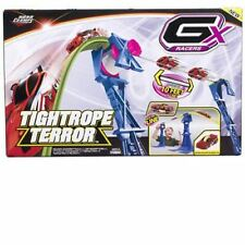 Gx racers tightrope terror racing track set & voiture-nouveau