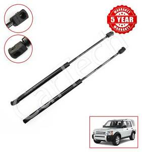 2x LAND ROVER DISCOVERY 3 4 REAR TAILGATE BOOT TRUNK GAS STRUTS 480N BHE780012