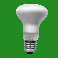 8x 60W R63 Dimmable Pearl Reflector Spotlight, Lava Lamp Light Bulb, ES E27