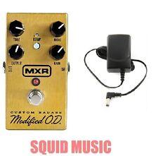 MXR Custom Badass Modified  O.D. M-77 ( FREE ADAPTER ) Overdrive Distortion M77