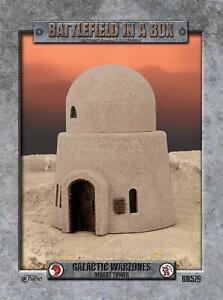 Battlefield In a Box - Desert Tower - Galactic Warzones