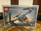 LEGO TECHNIC BELL BOEING 42113 V-22 OSPREY CANCELLED NEW SDCC AFA 8.5 VERY RARE!