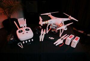 DJI Phantom 3 Pro Bundle (3-Axis Stabilized 4K Drone, Controller, Case, etc)