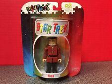 Star Trek Khan Minimate Figurine W/ Cardboard & Plastic Bubble Art Asylum 2002