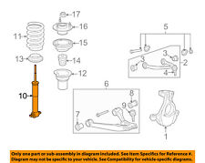GM OEM Front Suspension-Shock Absorber 19300039