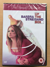 Barbara Streisand Up the Sand Box ~ 1972 Romcom Classic Rare UK DVD BNIB