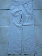 Adidas Ladies Climalite Beige Trousers Size 10. Great Condition.