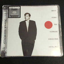 Bryan Ferry & Roxy Music Ultimate Collection Hybrid SACD CD Japan Limited No.<50