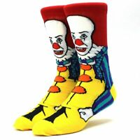 Stephen King's IT: 'Pennywise' Socks *Horror*