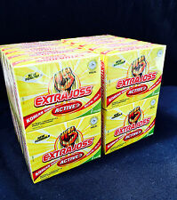 EXTRA JOSS -20 Boxes (120 SACHETS)- FAST FREE DELIVERY WORLDWIDE