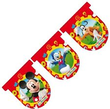 3 meter Disney Mickey Mouse Clubhouse Flag /  Banner / Bunting / party