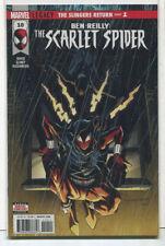 Ben Reilly: The Scarlet Spider #10 NM Legacy Slingers Return Marvel Comics CBX35