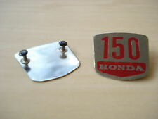2 EMBLEM SIDE COVER  HONDA BENLY 150 C95 CA95 CB95 CS95