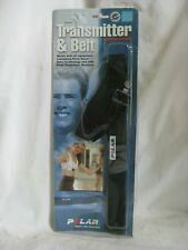POLAR Transmitter & Belt USA  Model # 3890065 Water Proof adjustable