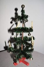Age Christmas Tree, Tree with Candles, Doll House (357-18)