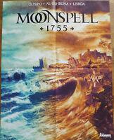 ⭐⭐⭐⭐ Moonspell  ⭐⭐⭐⭐ 1 Poster  ⭐⭐⭐⭐ 45 x 57 cm  ⭐⭐⭐⭐