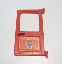 PLAYMOBIL (B717) WESTERN - Porte Logo U.S.Mail Diligence Wells Fargo & Co 3245