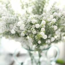 Artificial Gypsophila Baby's Breath Forget Me Not Fake Silk Flower Wedding Decor